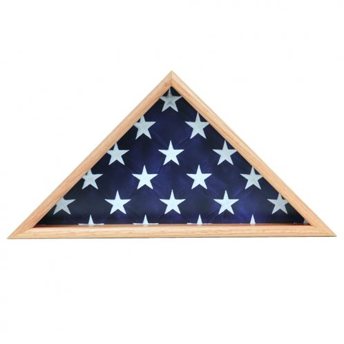 Hero Memorial Flag Case