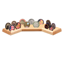 Stadium Coin Display