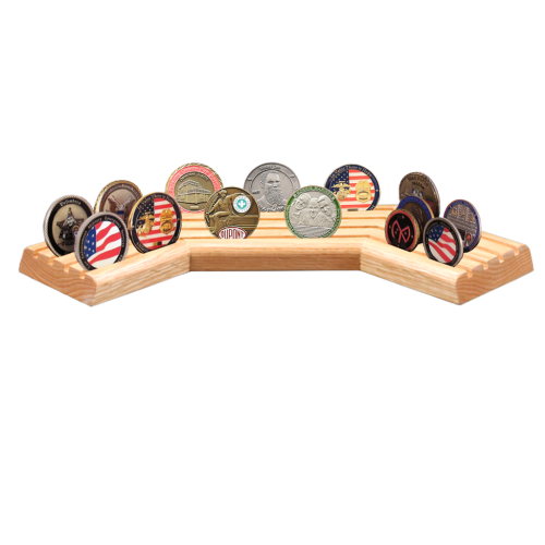 Coin Displays | Challenge Coin Holders | 100% American Made