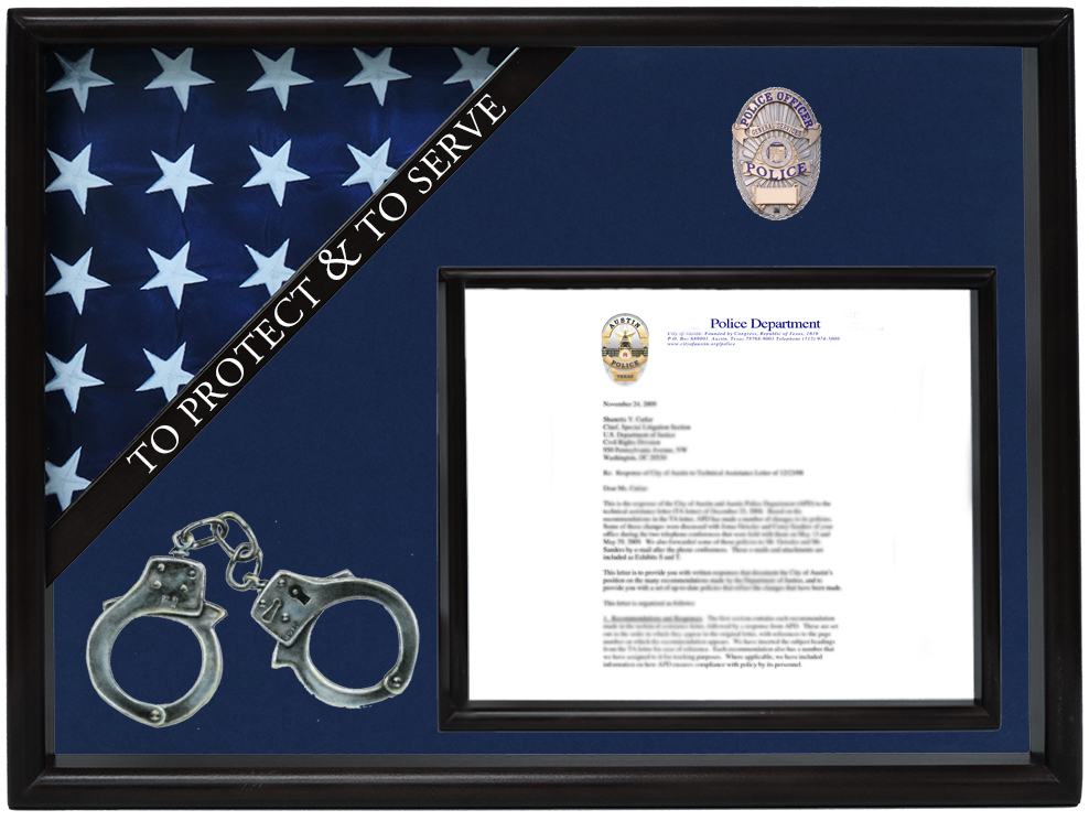 Police Officers | Made4Heroes | 100% American Made Products