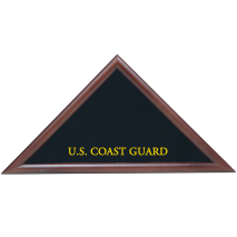 Coast Guard Pride Ceremonial Flag Case